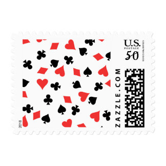 French Card Postage
