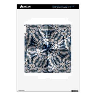 French Celtic Kaleidoscope iPad 3 Decal