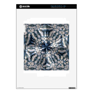 French Celtic Kaleidoscope Skins For The iPad 2