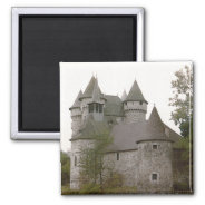 French Chateau Magnet at Zazzle