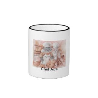 French Chef Axle Ringer Mug
