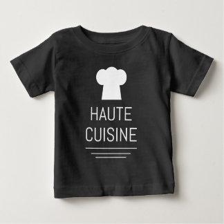 French Chef Haute Cuisine Gourmet Baby T-Shirt