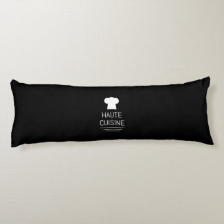 French Chef Haute Cuisine Gourmet Body Pillow