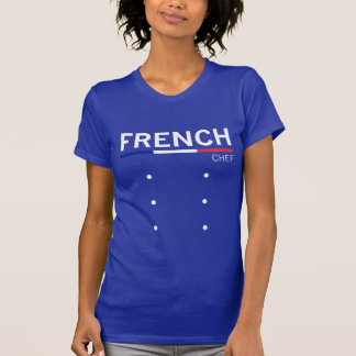 French chef tees