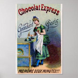 French Chocolate Print