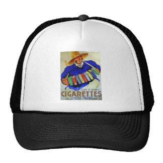 French Cigarettes Toutes Faites Trucker Hat