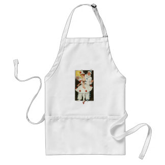 French Clowns Aprons