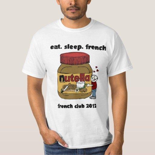 French club t shirt zazzle for French club t shirt
