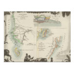French Colonies in Africa Postcard