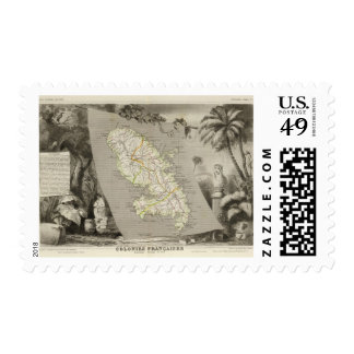 French Colonies Martinique Postage Stamp