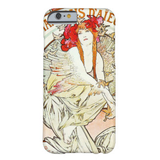 French Concert Ad 1898 Barely There iPhone 6 Case