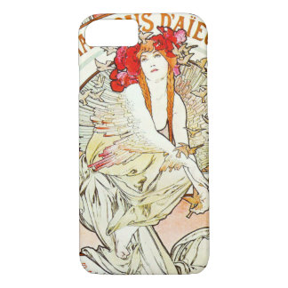 French Concert Ad 1898 iPhone 7 Case