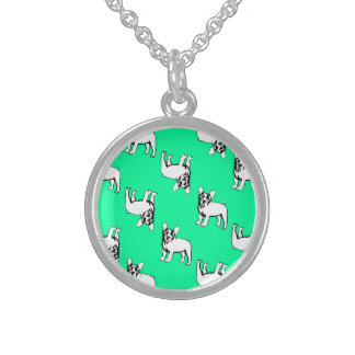 French Connection Sterling Silver Necklace