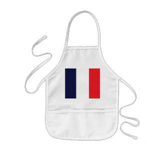 French Cooking Kids' Apron