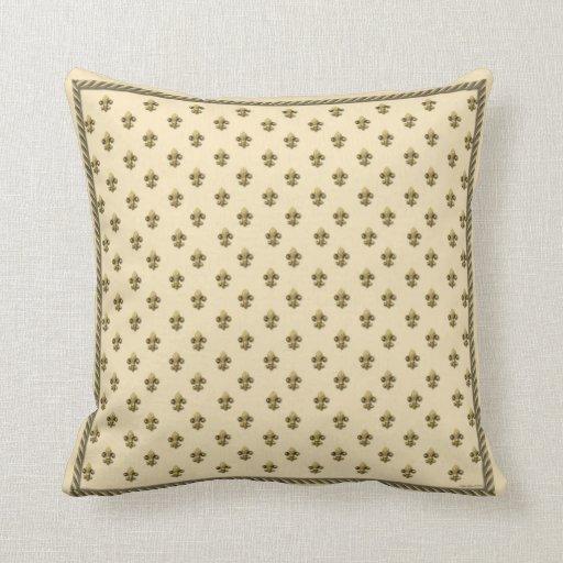 French Country Decor Throw Pillows Zazzle
