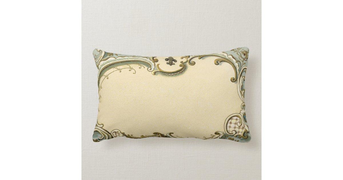 French Country Decor Throw Pillows Lumbar Pillows