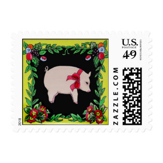 french country design  postage stamps