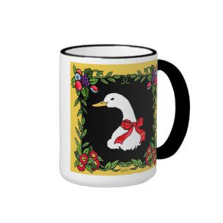 French Country Duck Ringer Mug