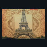 "french country modern vintage paris eiffel tower cloth placemat<br><div class=""desc"">french country modern vintage paris eiffel tower home accessories and paris themed gifts. Paris fashion accessories. Lovely  eiffel tower gift ideas.</div>"