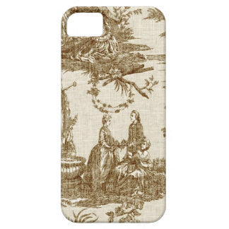 French Country Toile iPhone 5 Cover