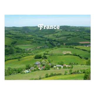 French Countryside Postcards
