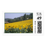 French Countryside Stamps