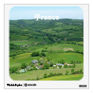 French Countryside Wall Sticker