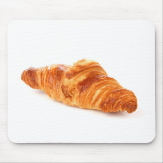 French Croissant Mouse Pad