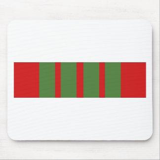 French Croix de Guerre Ribbon Mouse Pad