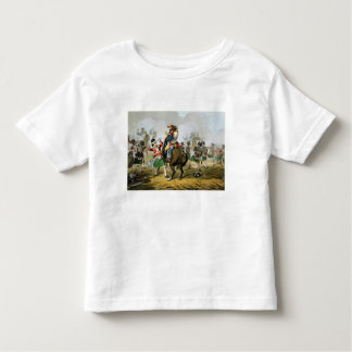 French Cuirassiers at the Battle of Waterloo, Char T-shirt