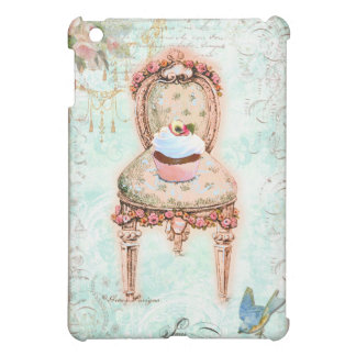 French Cupcake Victorian Style Case For The iPad Mini