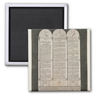 French Declaration of the Rights of Man Magnet