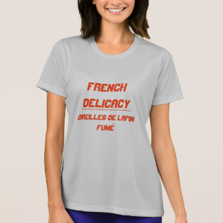 French Delicacy Tee Shirt