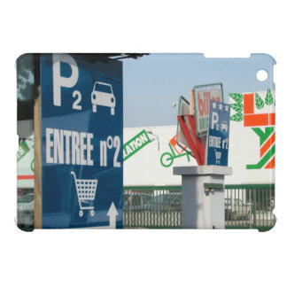 French DIY shop, for tools, paint, wallpaper 1 iPad Mini Cover