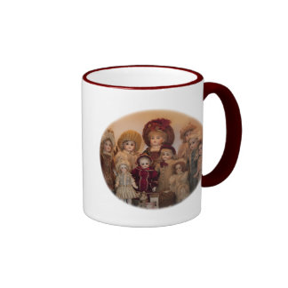 French Dolls and Friends Mug