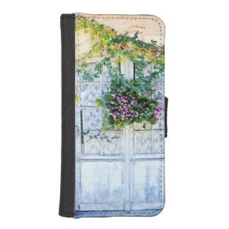 French Doors iPhone SE/5/5s Wallet Case