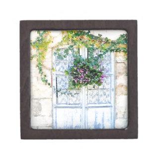 French Doors Jewelry Box