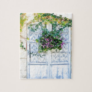 French Doors Jigsaw Puzzle