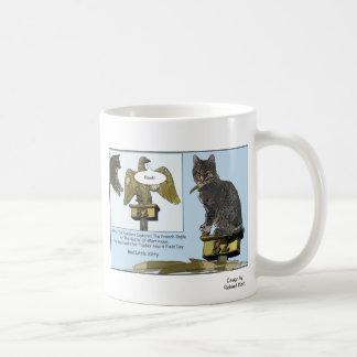 French Eagle Mug