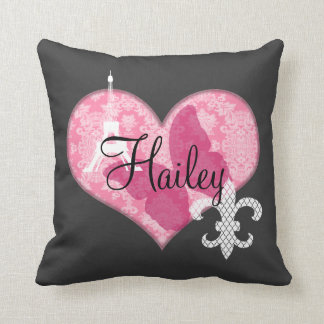French Elements Pillow
