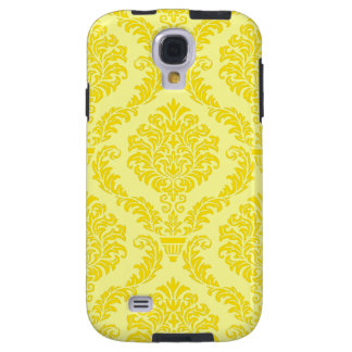 French Empire Damask Pattern #11 Galaxy S4 Case