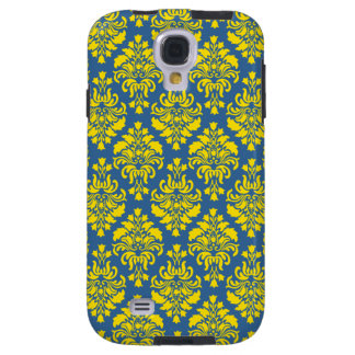 French Empire Damask Pattern #1 Galaxy S4 Case
