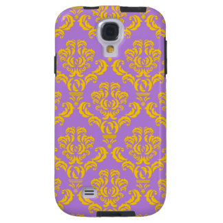 French Empire Damask Pattern #4 Galaxy S4 Case