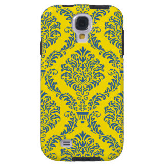 French Empire Damask Pattern #5 Galaxy S4 Case