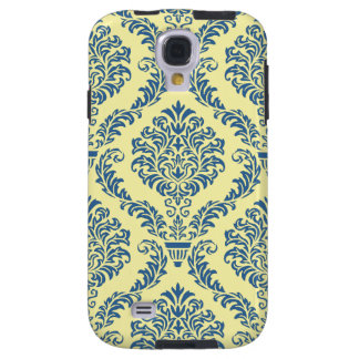 French Empire Damask Pattern #6 Galaxy S4 Case