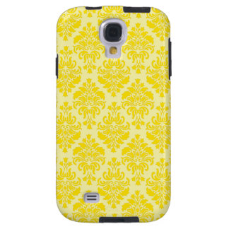 French Empire Damask Pattern #8 Galaxy S4 Case