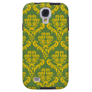 French Empire Damask Pattern #9 Galaxy S4 Case