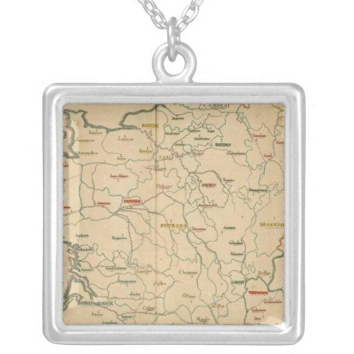 French Establishments Custom Necklace