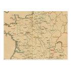 French Establishments Postcard
