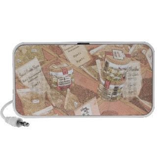 French Farmers Market Spices Mp3 Speaker